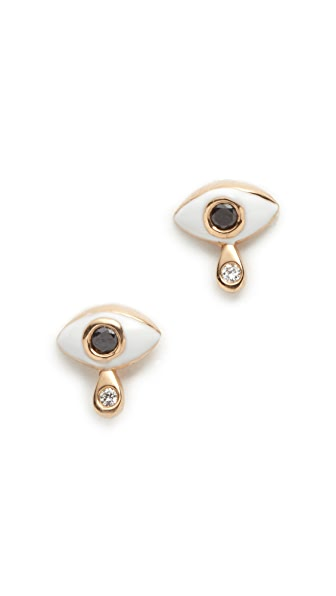 Nora Kogan Lilly Diamond Studs