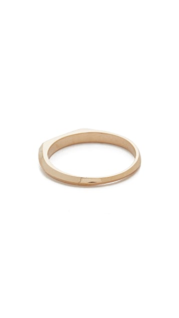 Nora Kogan Paris Signet Ring