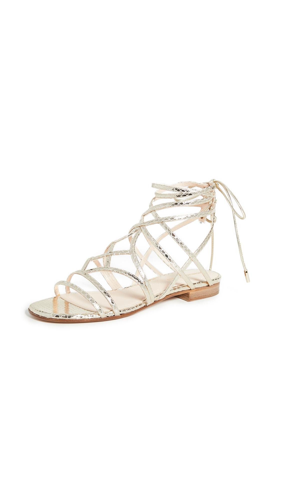 Buy Nicholas Kirkwood Selina Sandals online, shop Nicholas Kirkwood