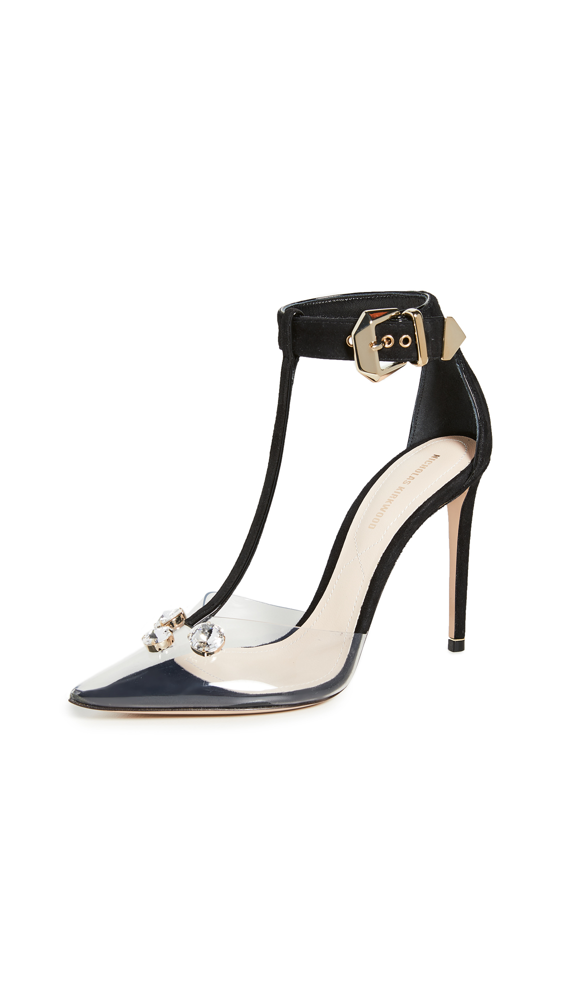 Nicholas Kirkwood Karlie Pumps - 60% Off Sale