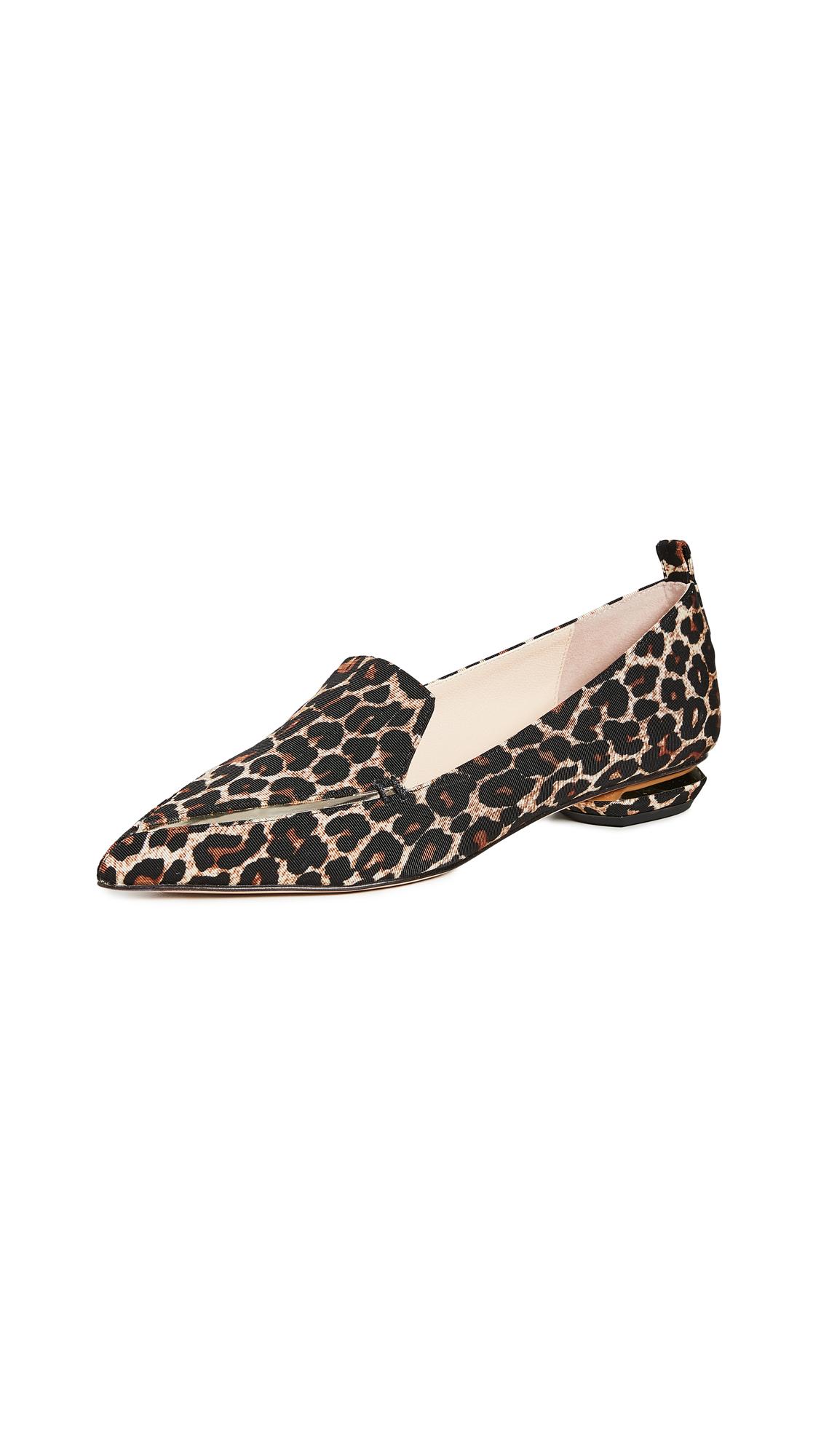 Buy Nicholas Kirkwood Beya Loafers online, shop Nicholas Kirkwood