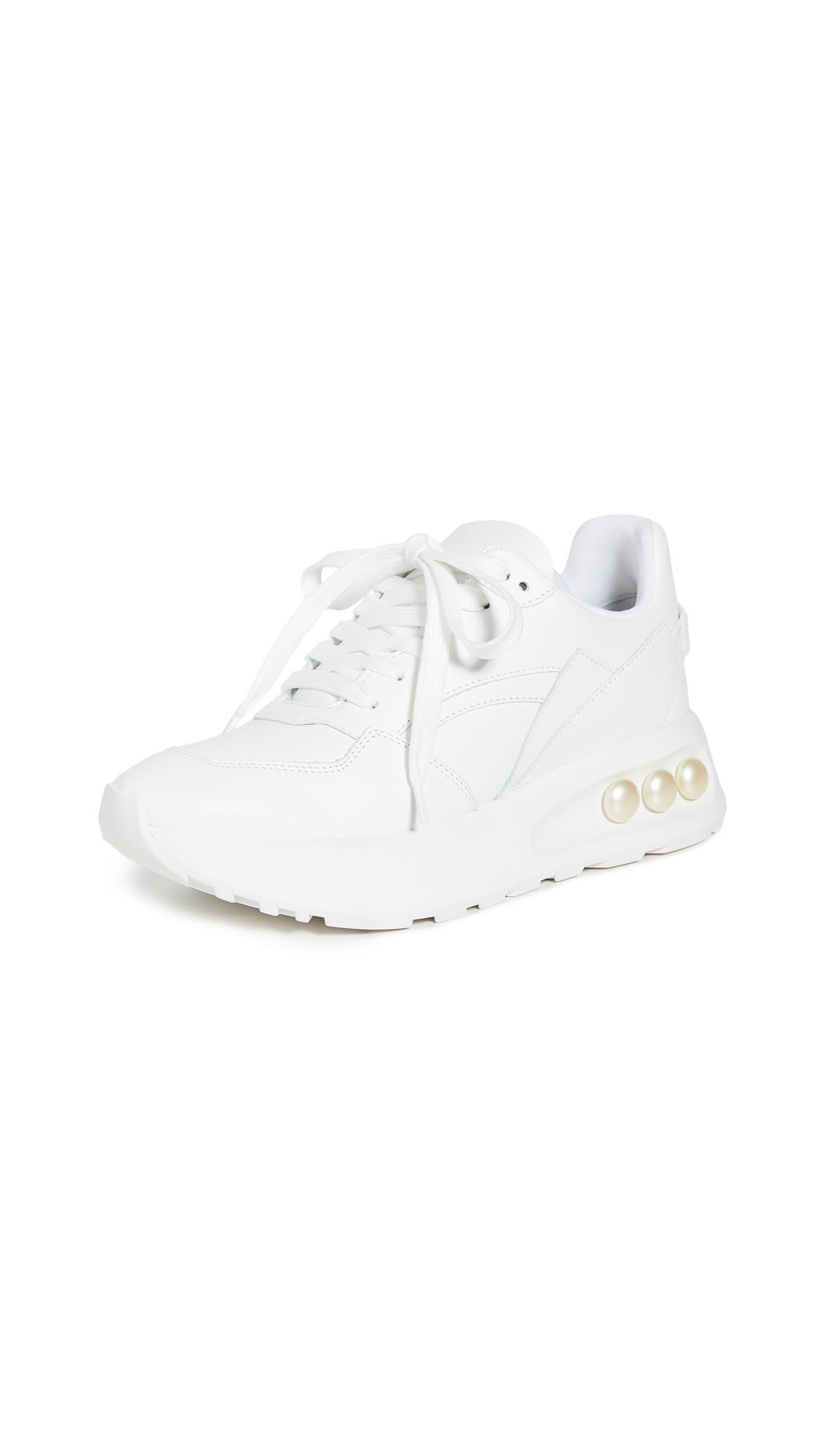 Buy Nicholas Kirkwood online - photo of Nicholas Kirkwood NKP3 Lace Up Sneakers