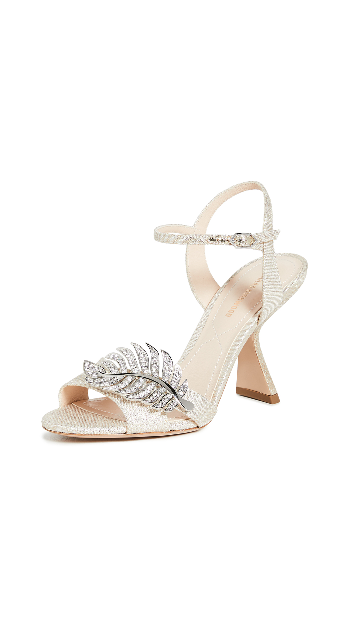 Nicholas Kirkwood Monstera Sandals - 60% Off Sale