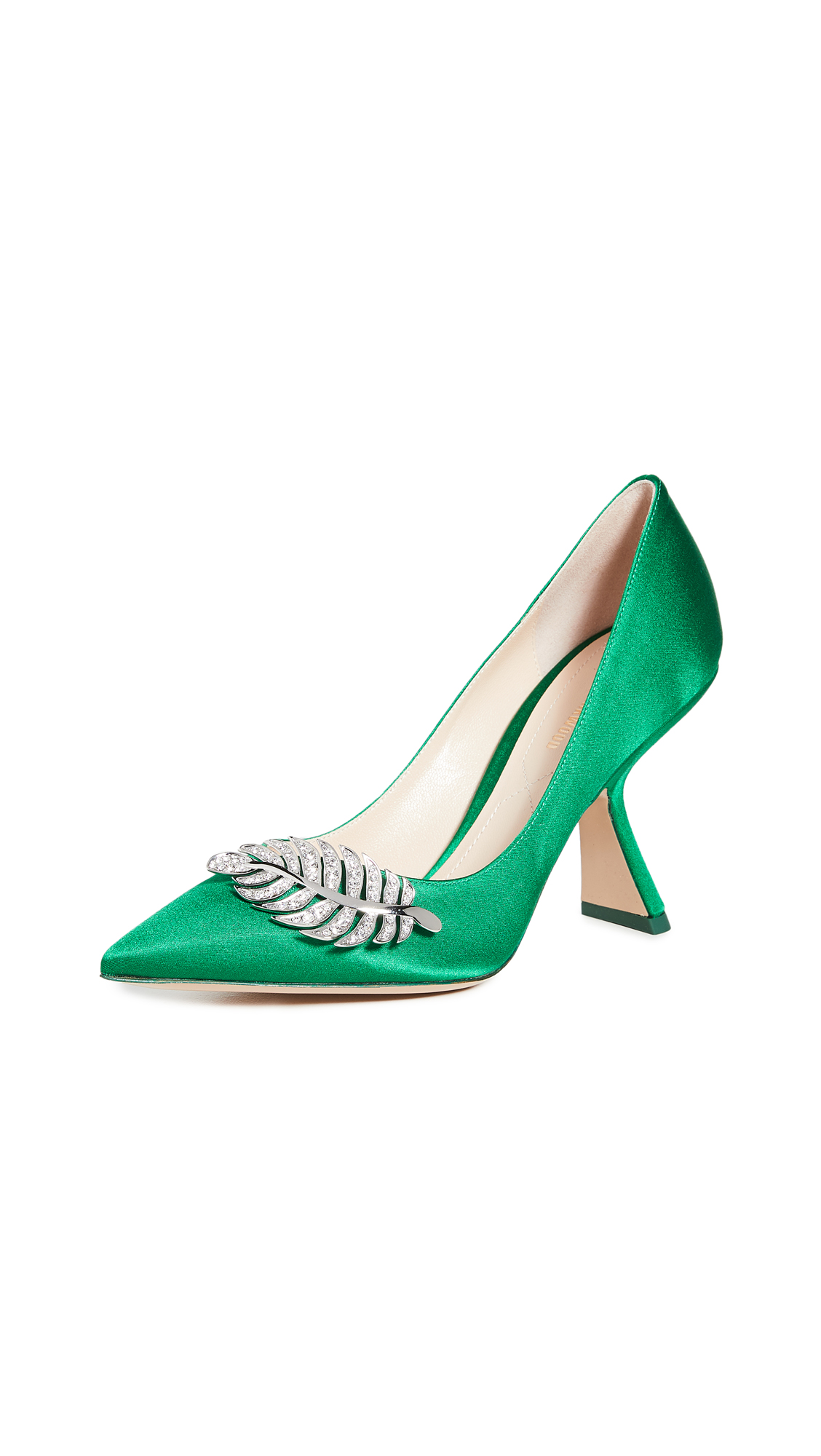 Nicholas Kirkwood Monstera Pumps - 60% Off Sale