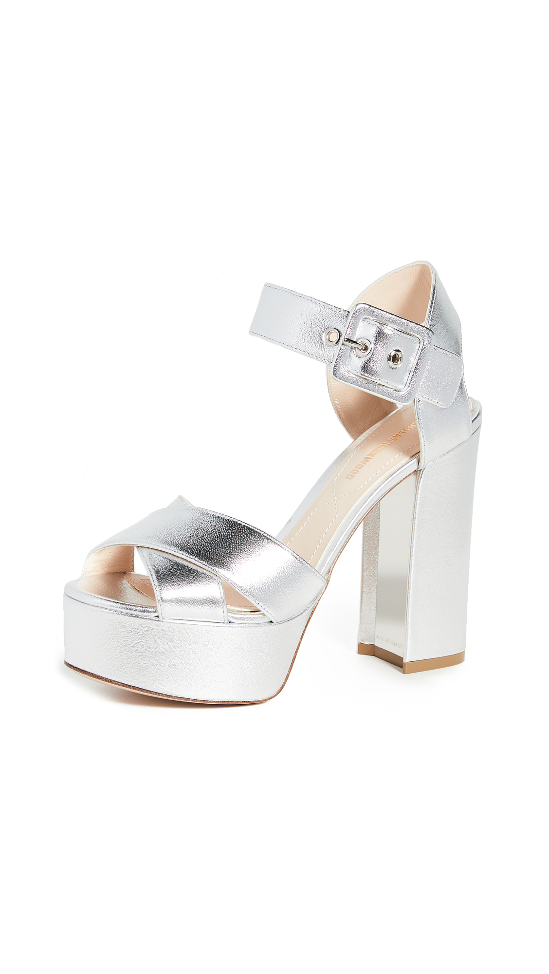 Buy Nicholas Kirkwood Elements Platform Sandals online, shop Nicholas Kirkwood