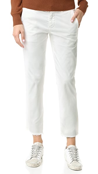 Nili Lotan East Hampton Pants - Eggshell