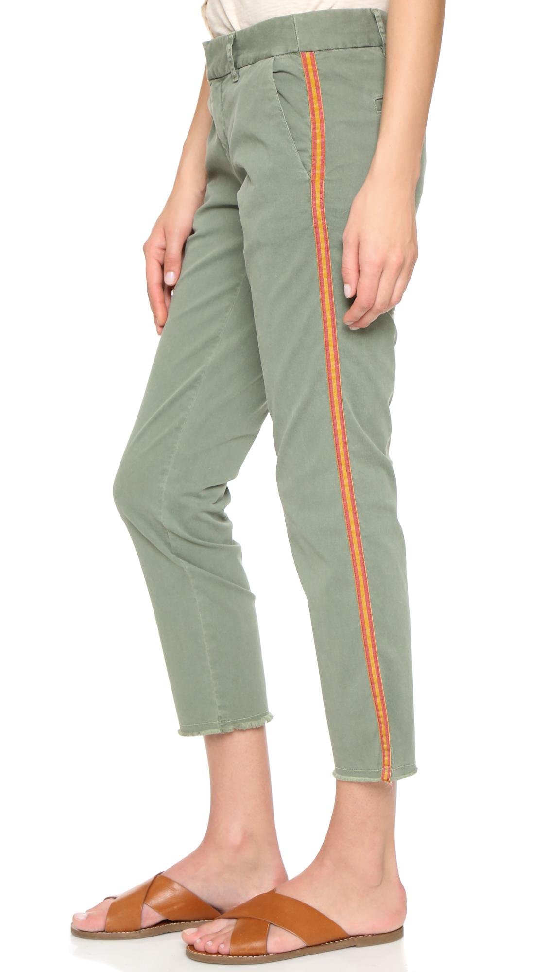 437b573b6 Nili Lotan East Hampton Pants with Tape | SHOPBOP
