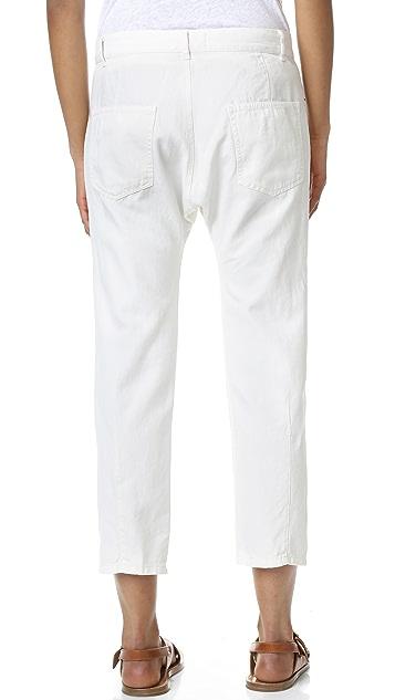 Nili Lotan 5 Pocket Pleated Pants
