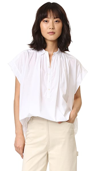 Nili Lotan Nomandy Blouse - White
