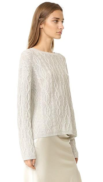 Nili Lotan Holly Cashmere Sweater