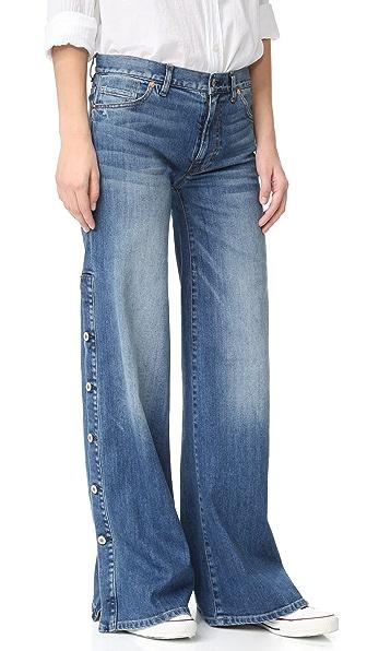 Nili Lotan Ena Jeans - Duane Wash