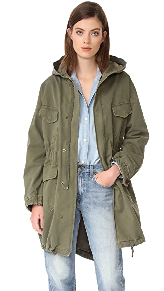 Nili Lotan North Anorak Jacket