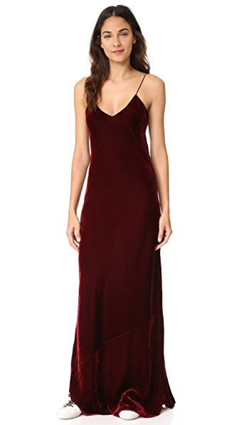 Nili Lotan Sasha Maxi Slip Dress