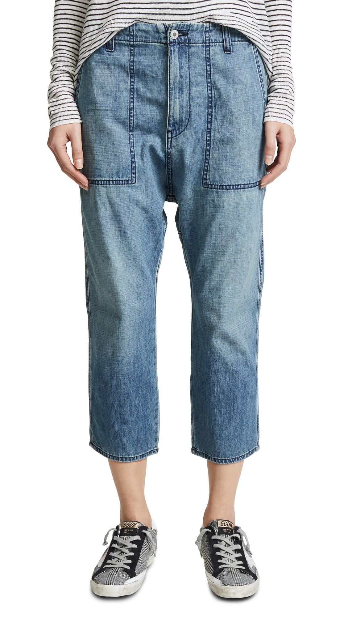 Nili Lotan Luna Jeans In Sunset Wash
