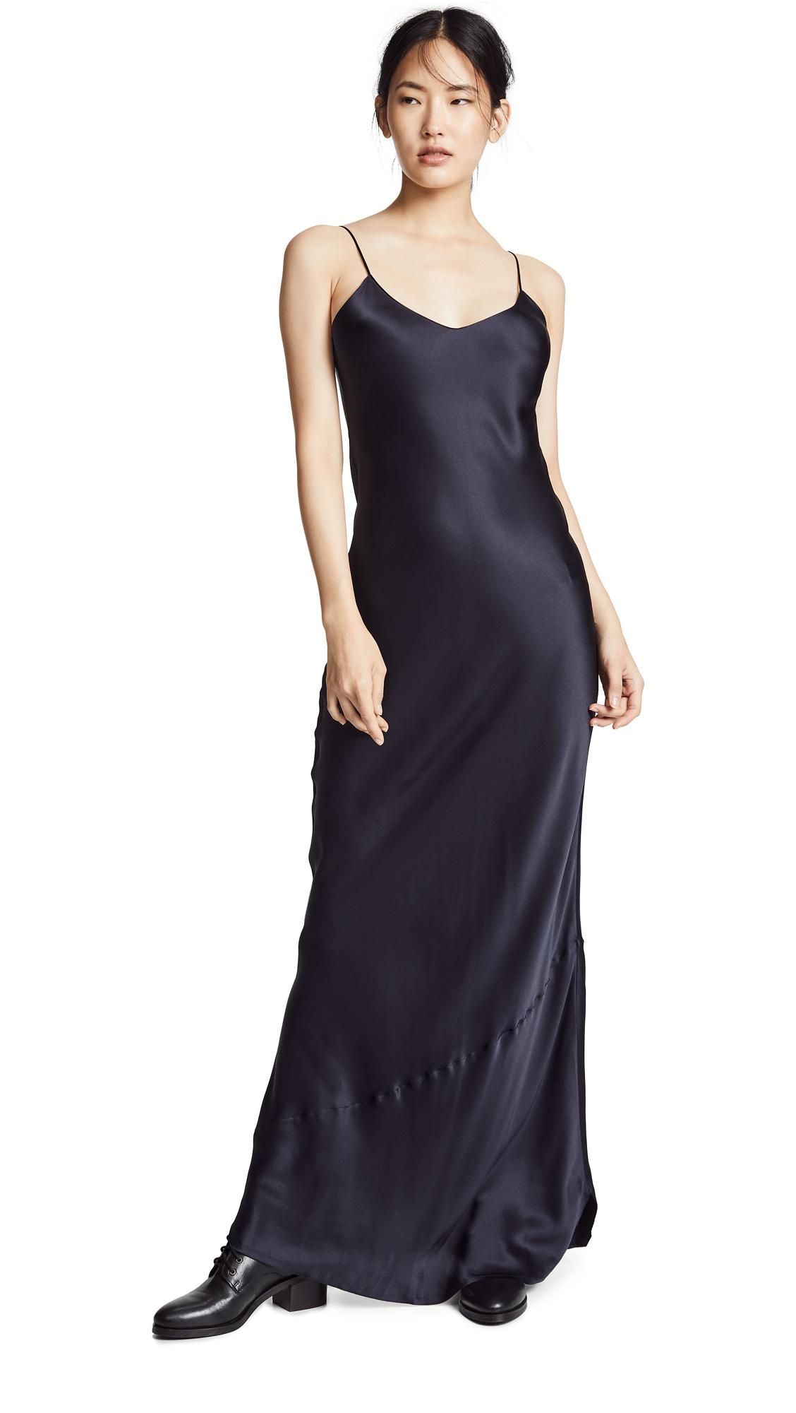 Cami Gown, Dark Navy