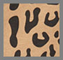 Whiskey Leopard Print