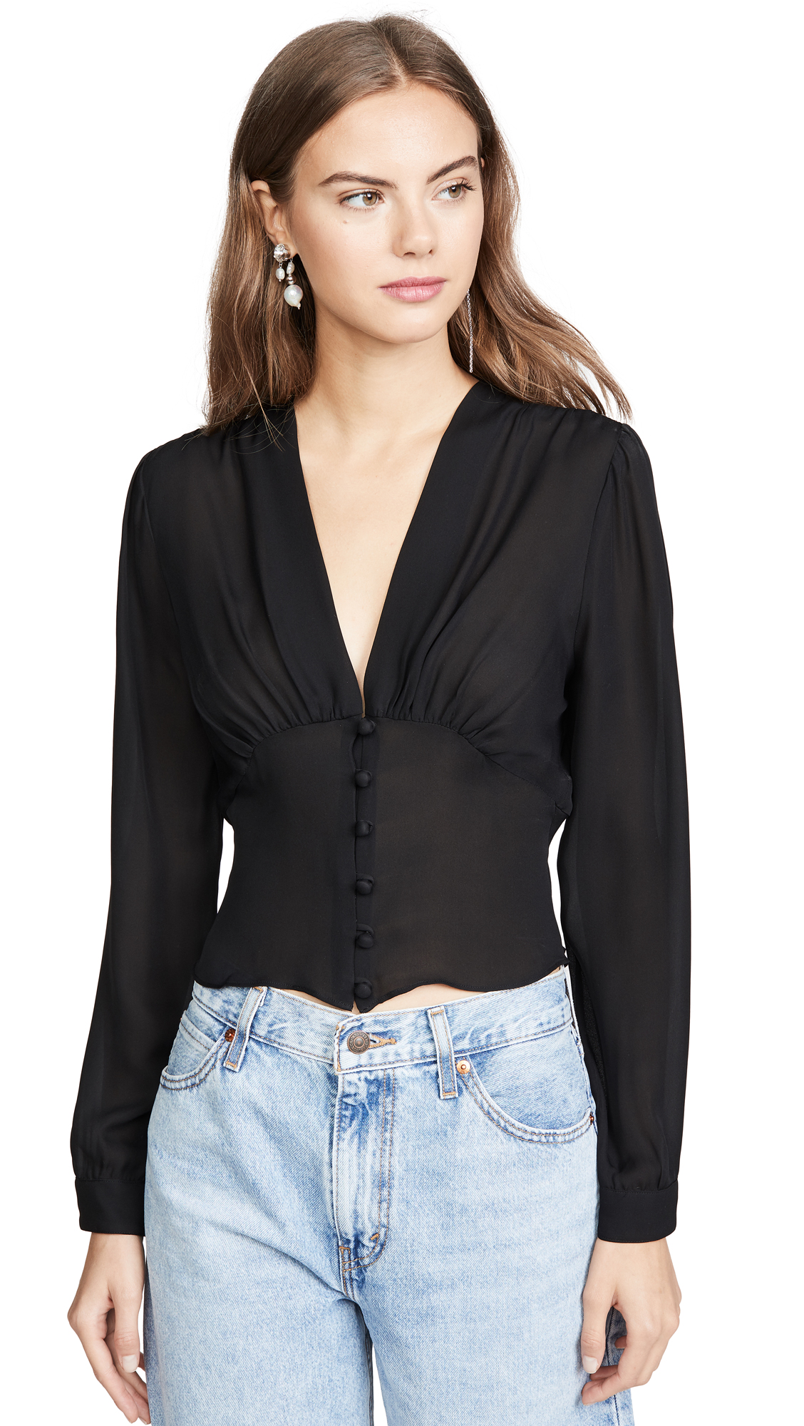 Buy Nili Lotan online - photo of Nili Lotan Laila Top