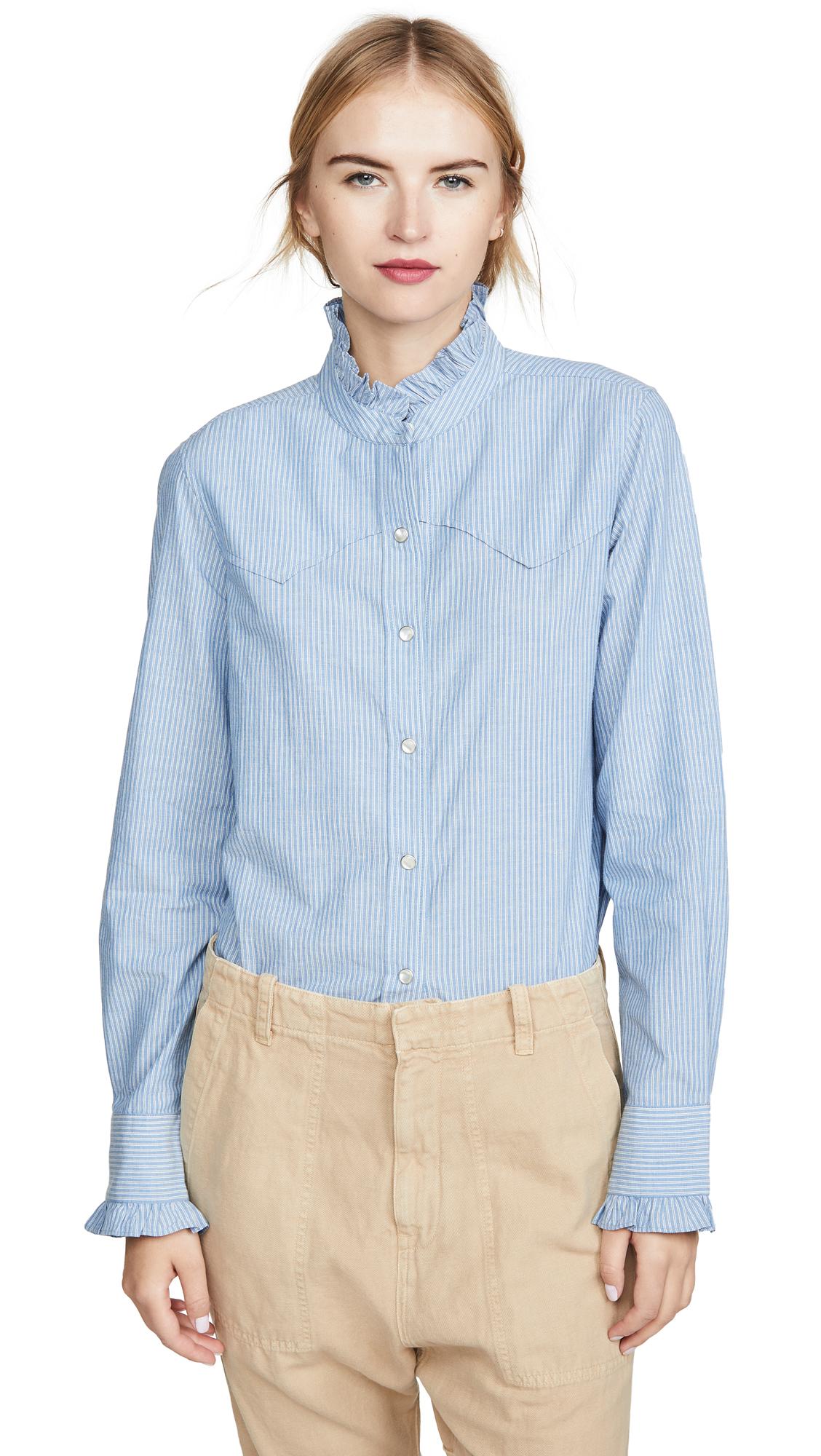 Buy Nili Lotan online - photo of Nili Lotan Lissa Shirt