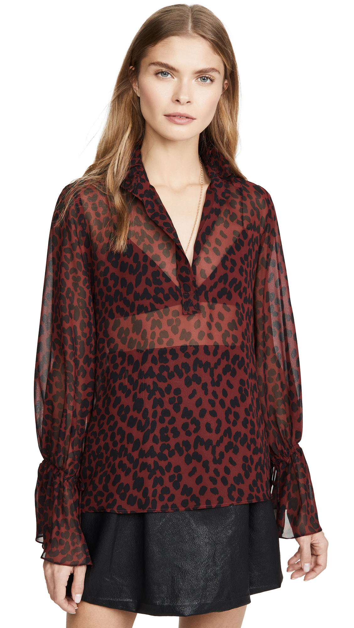 Buy Nili Lotan online - photo of Nili Lotan Demi Top