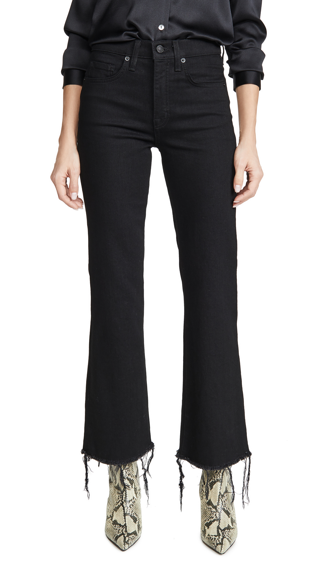 Buy Nili Lotan online - photo of Nili Lotan High Rise Vianca Jeans
