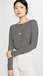 Nili Lotan Long Sleeve Shirt