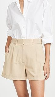 Nili Lotan Napa Shorts