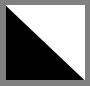 象牙白/黑色斑马印花