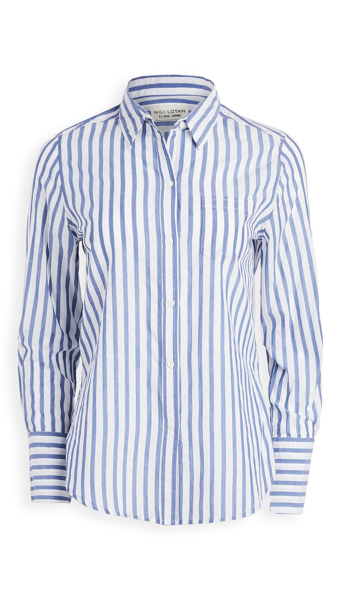 Nili Lotan NL Shirt - 30% Off Sale