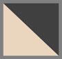 Sandstone/Black Zebra Print