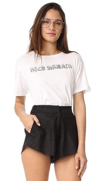Nice Martin Nice Tee Shirt