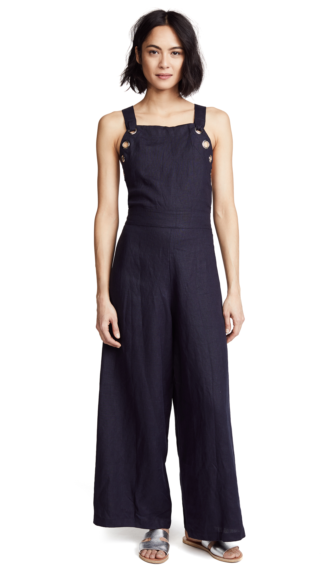 Nice Martin Loren Jumpsuit In Navy