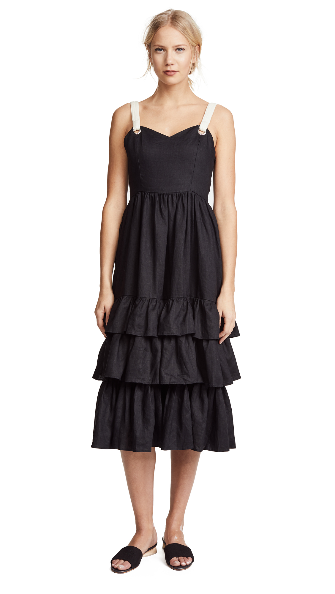 Nice Martin Shar Dress In Black