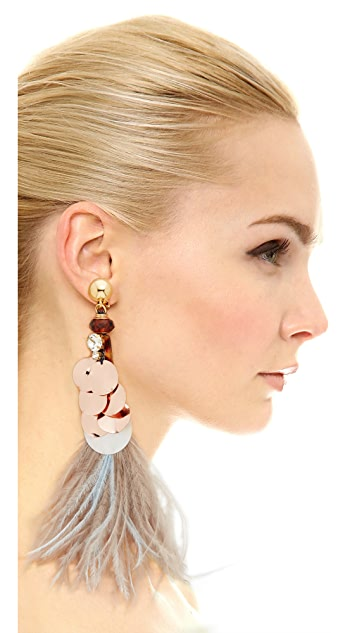 Nocturne Heari Earrings