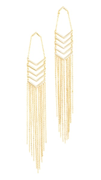 Noir Jewelry Coastal Earrings - Gold