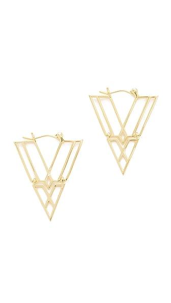 Noir Jewelry Clan Earrings
