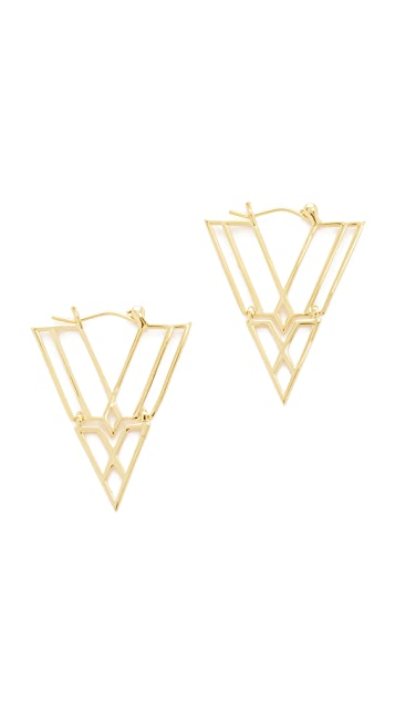 Noir Jewelry Clan Earrings