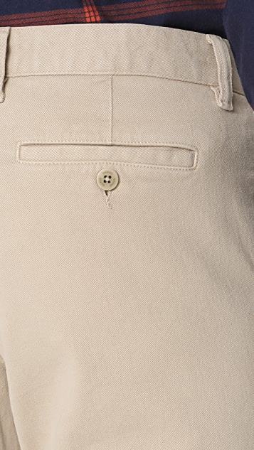 Norse Projects Aros Textured Twill Chinos