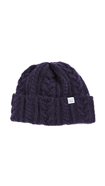 Norse Projects Cable Beanie