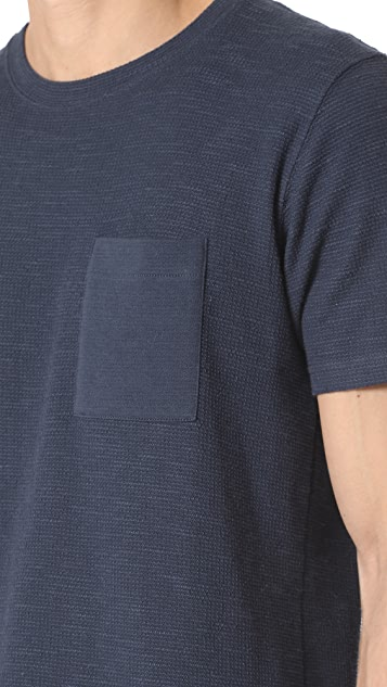 Norse Projects Niels Pocket Tee