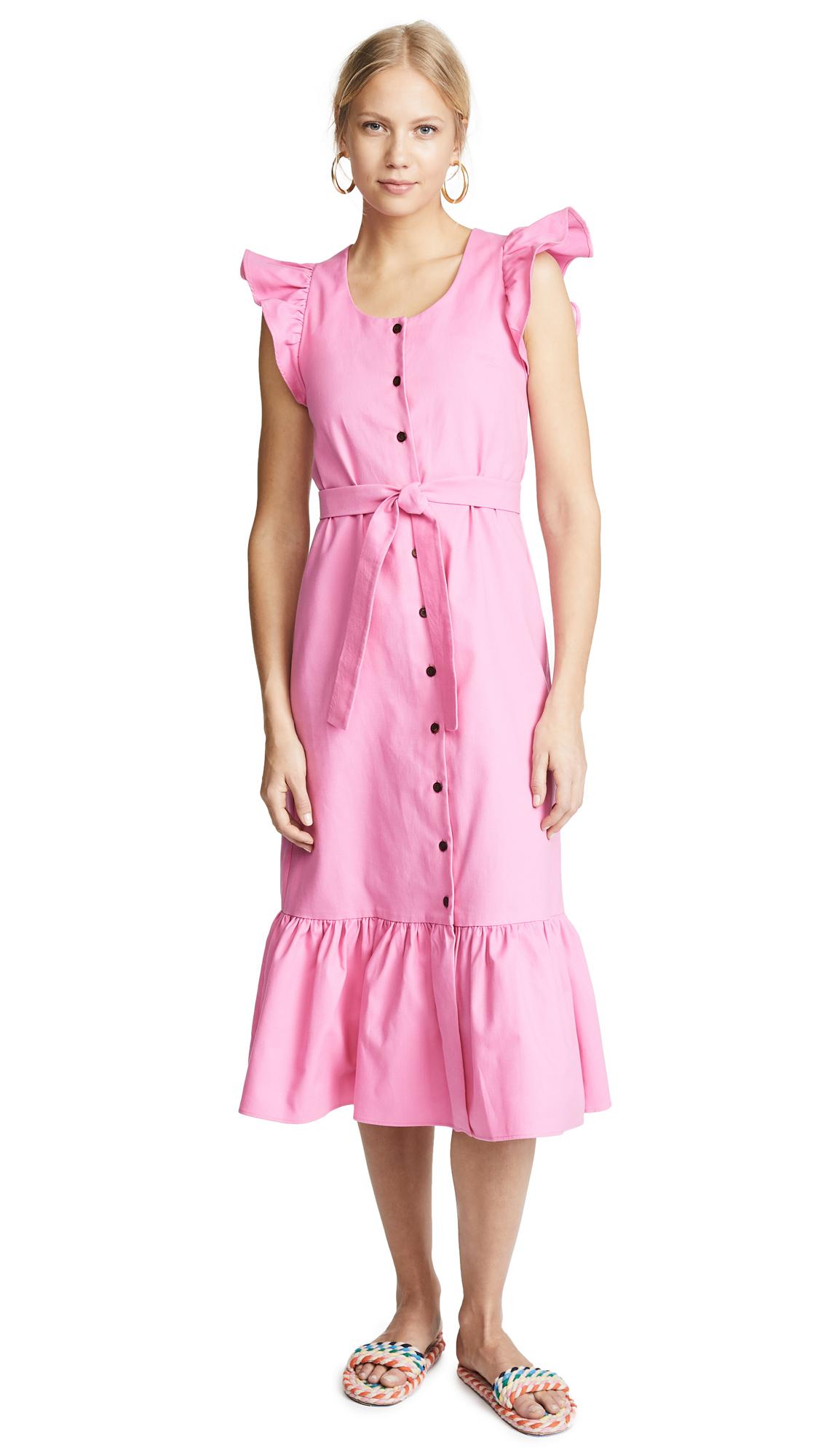 No.6 Aidan Dress In Peony