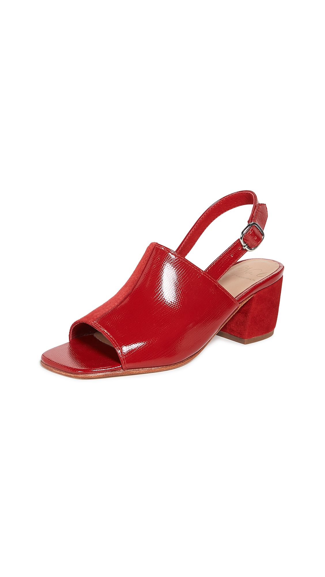 No.6 Leah Sandals - Maraschino