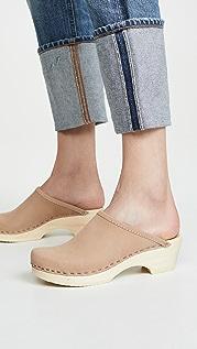 No.6 Valley 木底鞋
