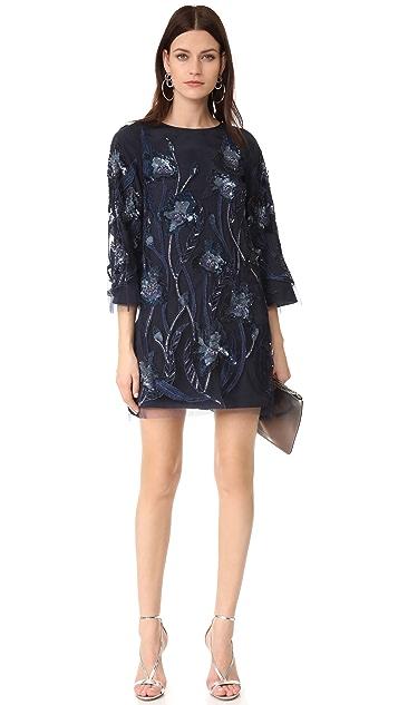 Marchesa Notte Tunic Dress