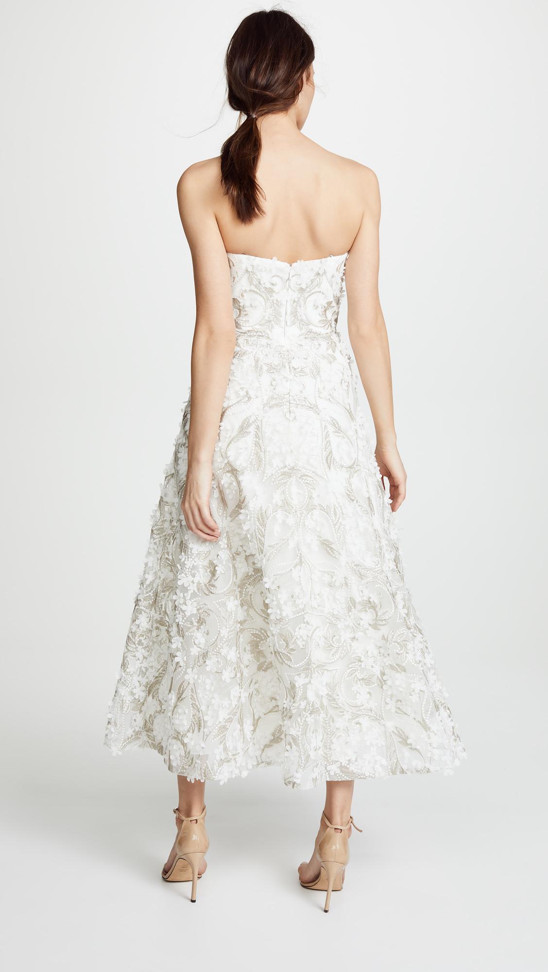 Marchesa Wedding Dresses From Fall 2020 Bridal Fashion Week