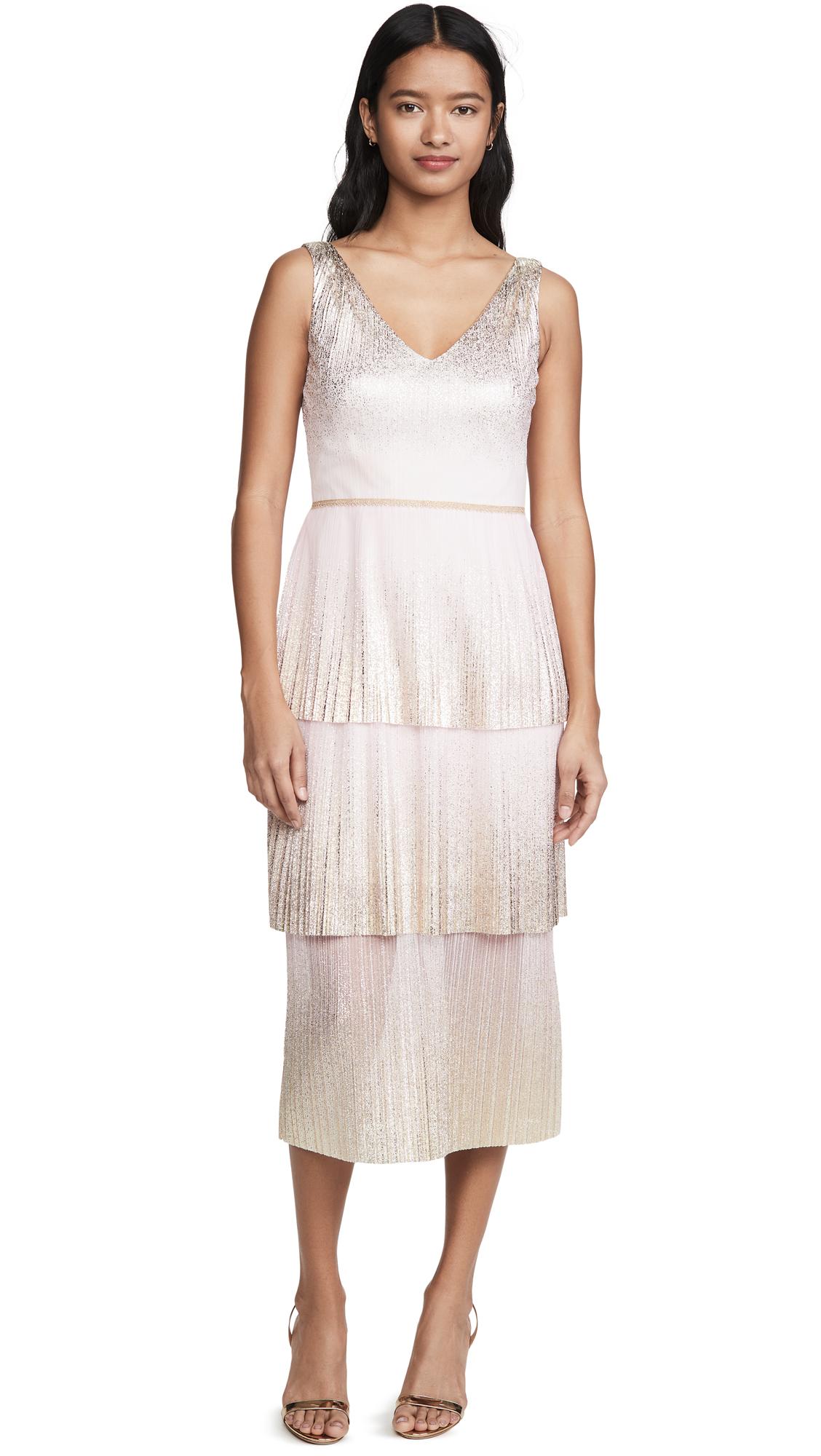 Buy Marchesa Notte V Neck Dress online beautiful Marchesa Notte Dresses, Strapless