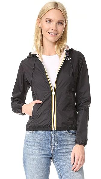 No. 21 K-Way Reversible Sports Jacket at Shopbop