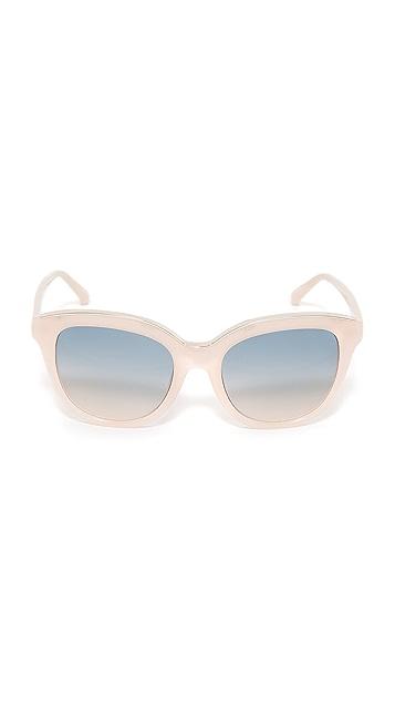 No. 21 Oval Cat Sunglasses