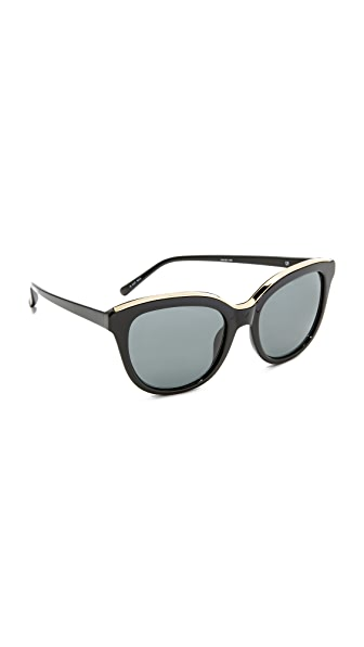 No. 21 Oval Cat Sunglasses at Shopbop