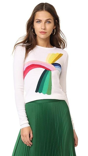 No. 21 Graphic Sweater