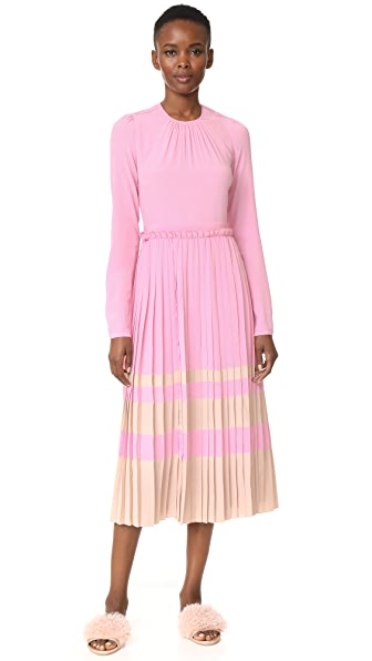 No. 21 Midi Dress